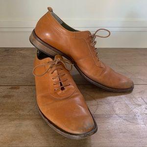 Hugo Boss Mens Vintage Oxfords (43)